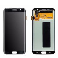 LCD Screen For Samsung S7 EDGE Black