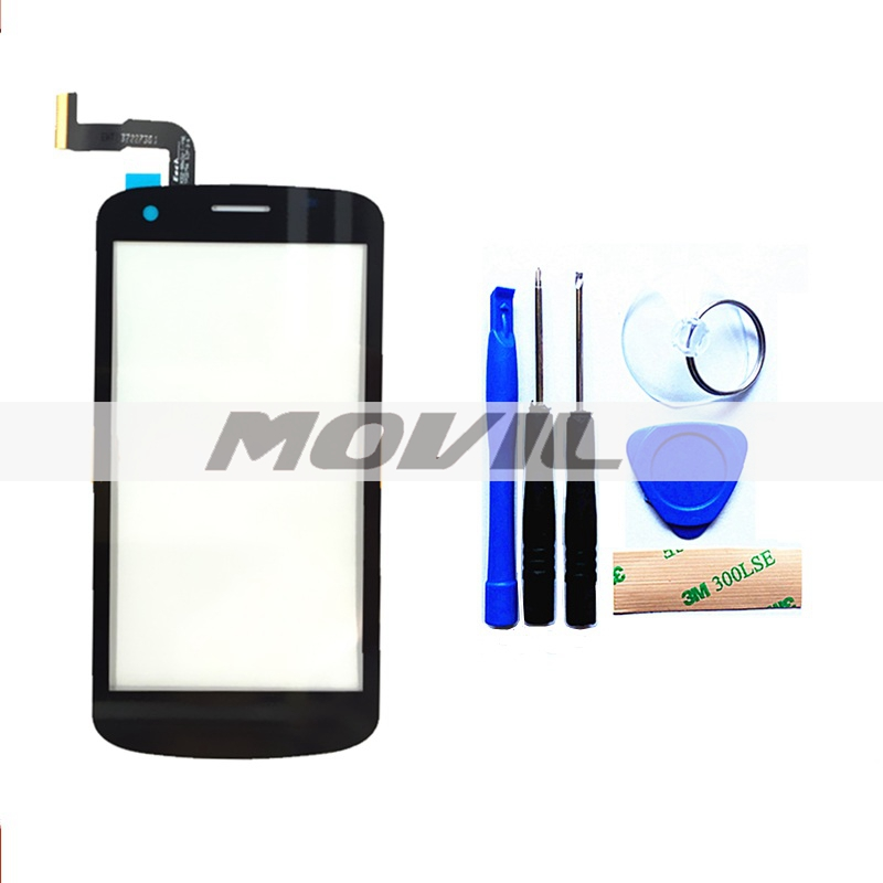 3M Sticker Original new Touch Screen For coolpad 8860u Glass