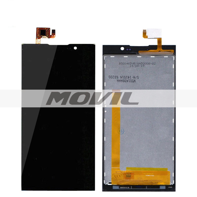 5 Inch for Elephone P10 LCD Display Touch Screen Digitizer Assembly