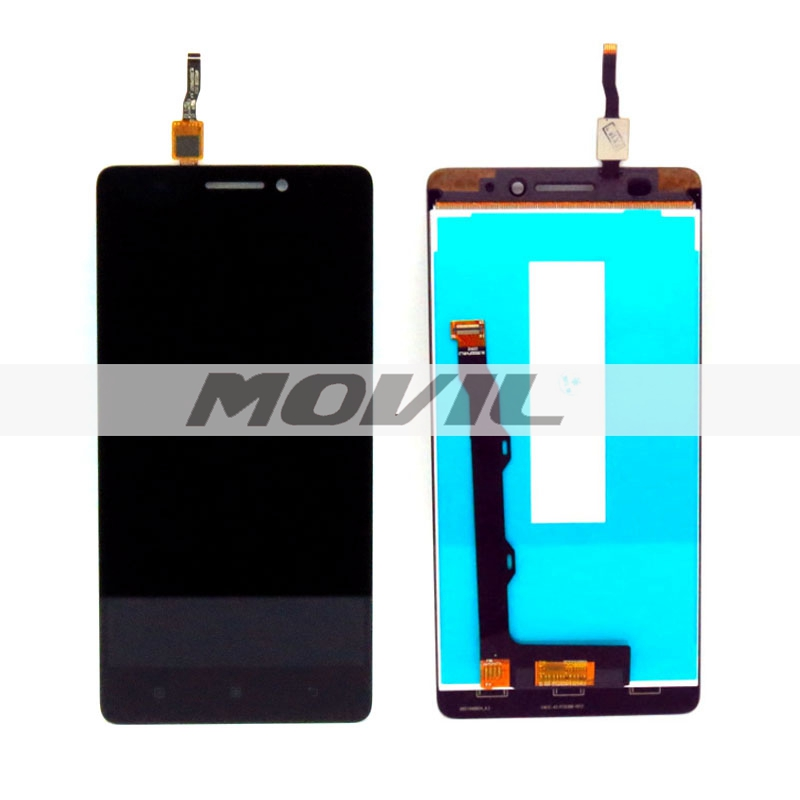 5.5 inch Lenovo K50-T5 K3 Note LCD Display + Digitizer Touch Screen