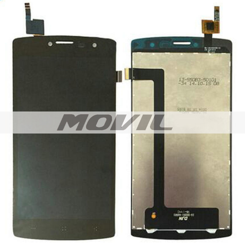 50B Platinum 50 B LCD Display Screen With Touch Panel Digitizer Glass