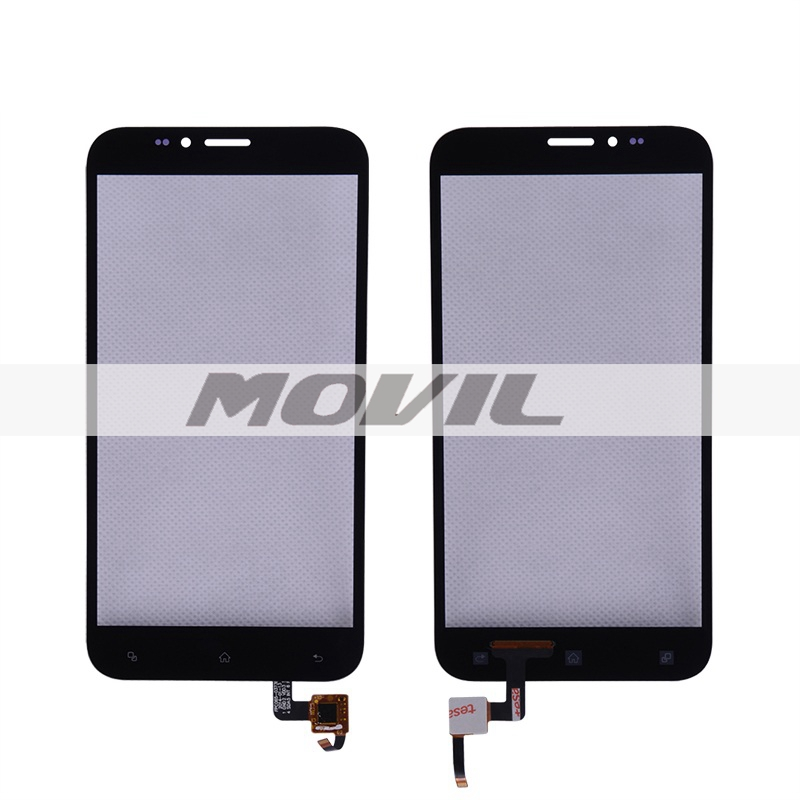 6.4 inch black For Archos 64 xenon Touch Screen Digitizer Glass