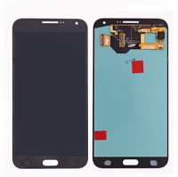 LCD Screen For Samsung E7 Black