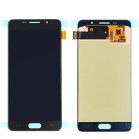 LCD Screen For Samsung A510 Black