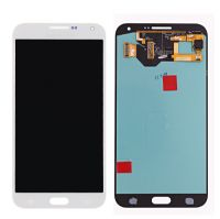LCD Screen For Samsung E7 White