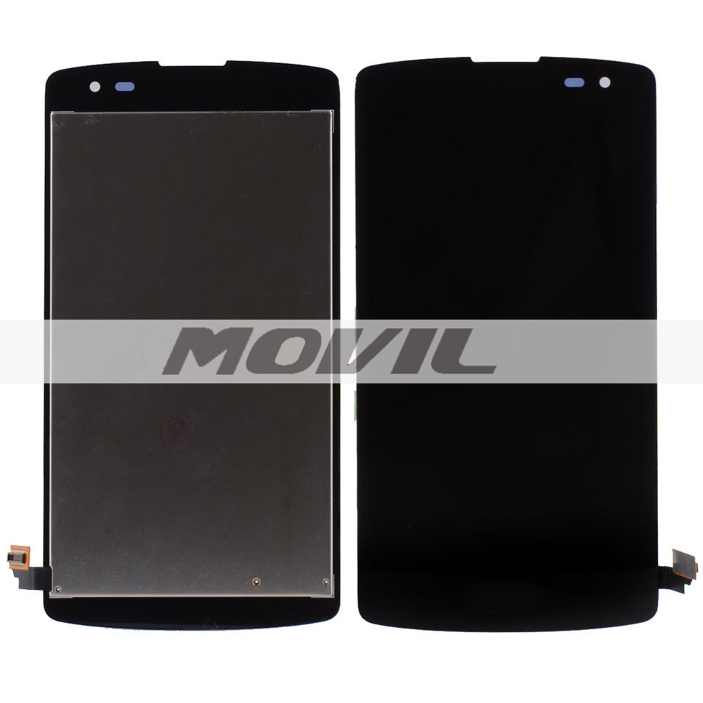 A7 Black LCD Display Touch Screen Digitizer Assembly For LG D290 D295 D390 VAA25 T15