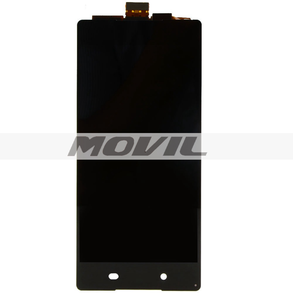 A7 OEM LCD Display Touch Screen Digitizer Assembly For Sony Xperia Z4 Black VAB66 T15