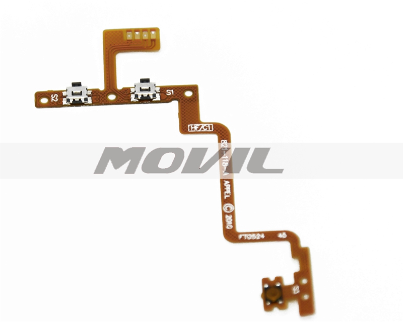 APPLE iPod touch 4 4th New Power ON OFF Flex Cable Repair parts