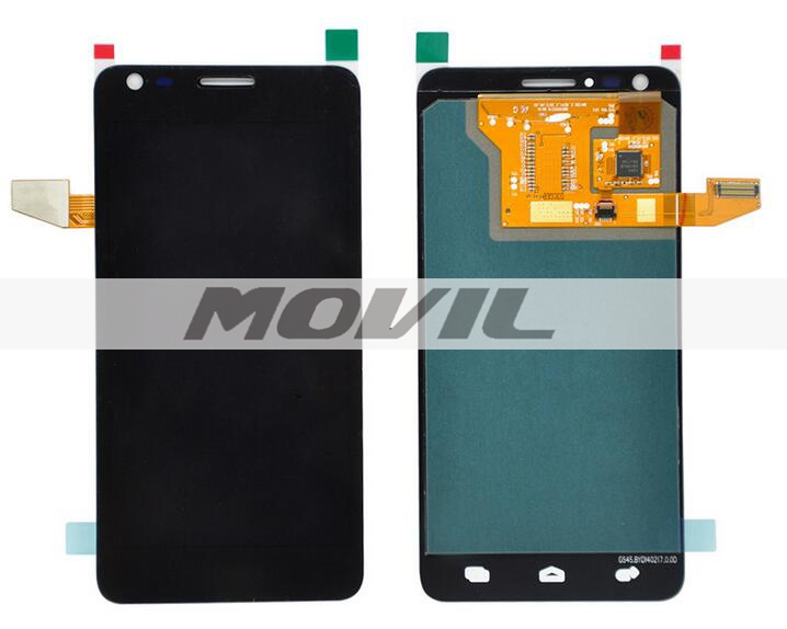 Alcatel Idol Ultra OT6033 6033 LCD Display with Touch Screen Digitizer Assembly black