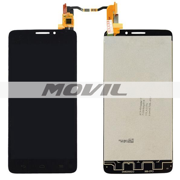 Alcatel One Touch Idol X OT6040 6040 6040D LCD Display Panel Touch Screen Digitizer Glass Assembly