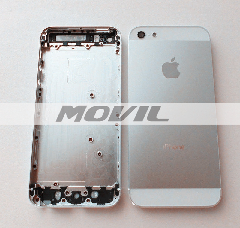 BACK BATTERY HOUSING COVER CASE METAL REPLACEMENT FOR IPHONE 5 5G