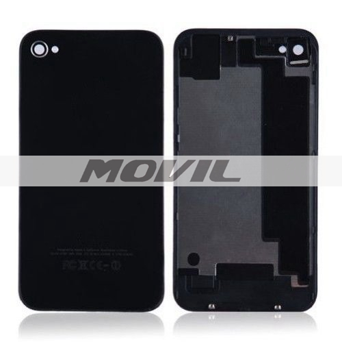 Back cover battery door glass replacement for iPhone 4 4G