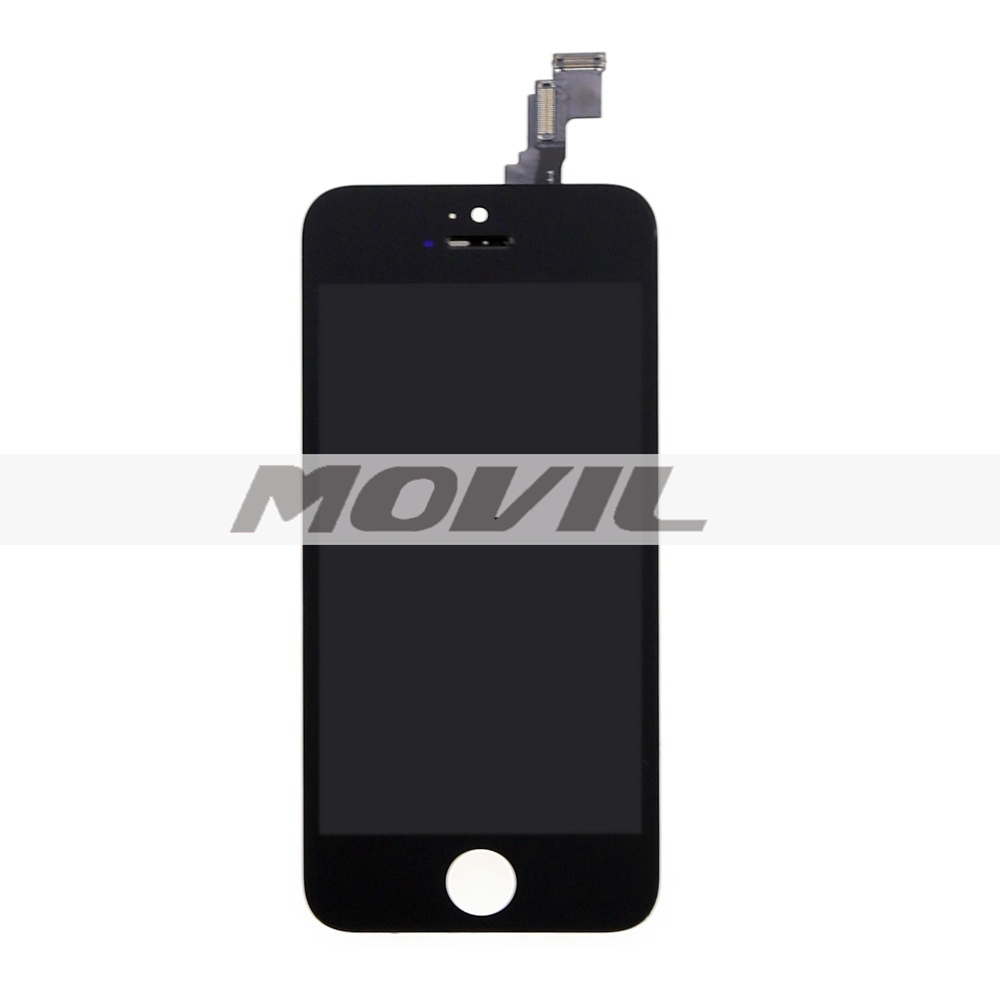 Black Color For Apple iphone 5C LCD Digitizer Display Touch Screen Assembly Replacement