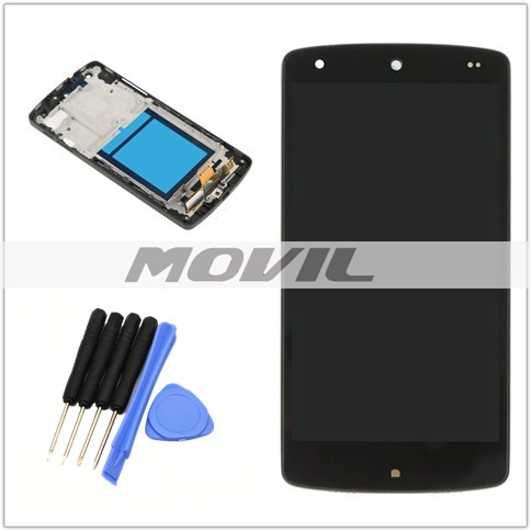 Black For LG Google Nexus 5 D820 D821 LCD Display Touch Screen with Digitizer Assembly