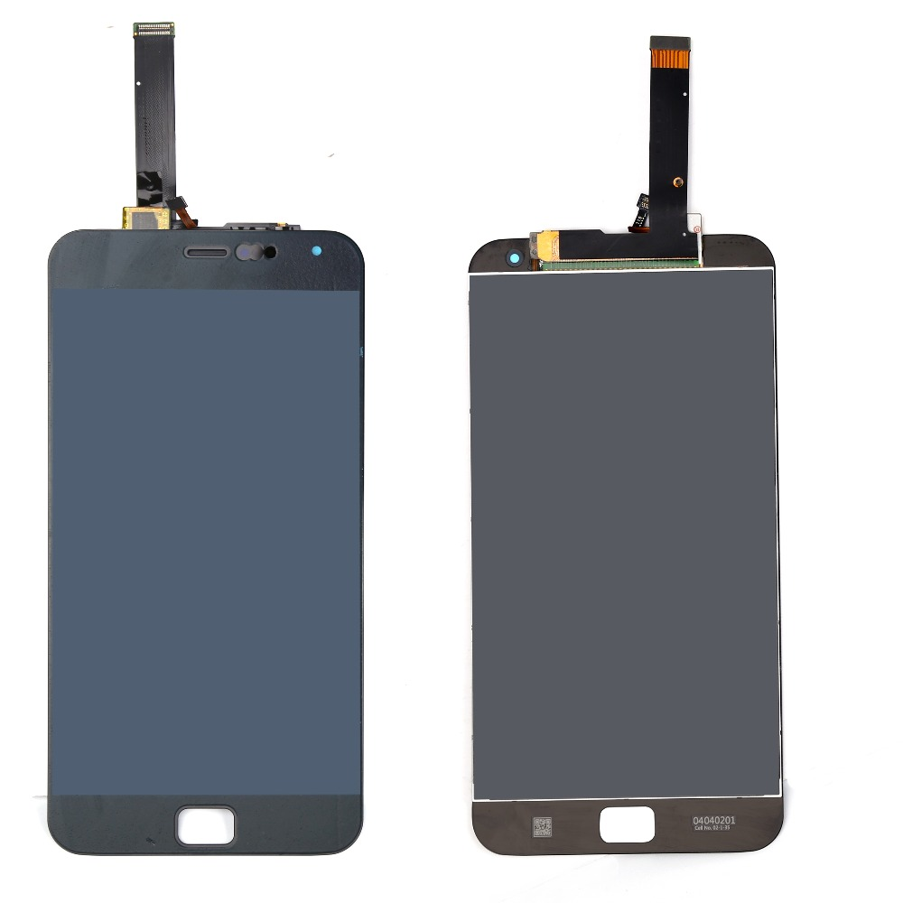 Black For Meizu MX4 Pro X4 PRO 5.5 LCD Display+ Touch Screen Digitizer Assembly