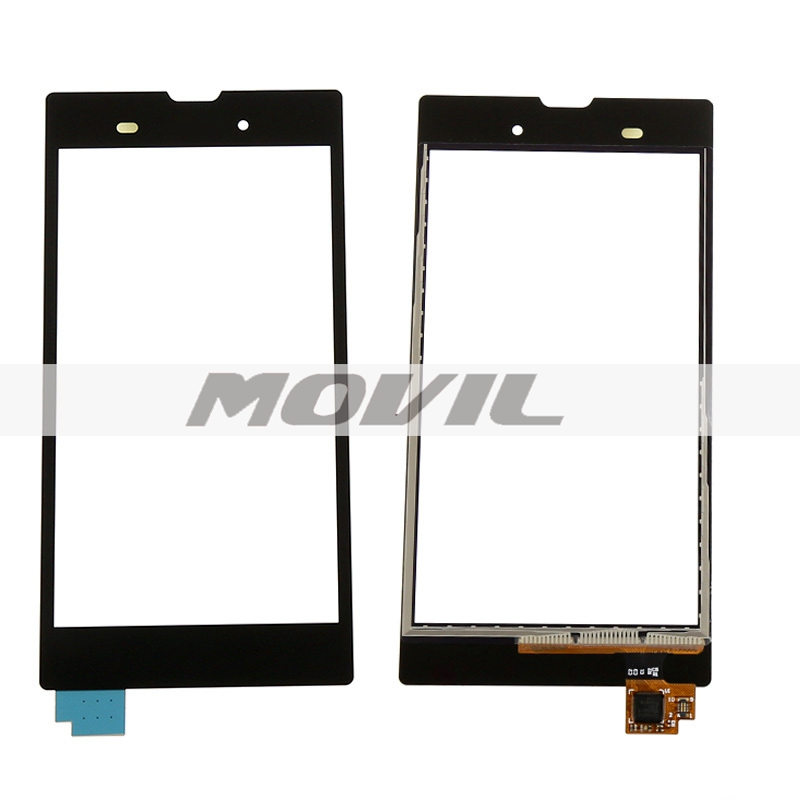 Black For Sony Xperia T3 D5103 M50W D5102 D5106 Touch Screen with Digitizer replacement