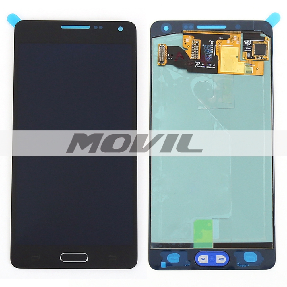Black For samsung Galaxy A5 A500 A5000 LCD Display touch screen with digitizer Assembly