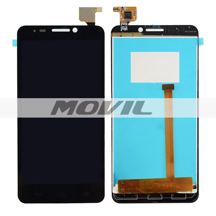Black LCD Display + Touch Screen Digitizer Assembly FOR Alcatel One Touch Idol 6030 6030D OT6030 OT-6030X OT-6030A