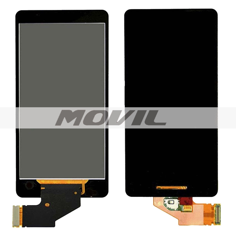 Black LCD Display + Touch Screen Digitizer Assembly For Sony Xperia V LT25 LT25i