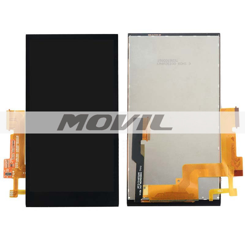 Black LCD Display + Touch Screen Digitizer Assembly Replacement For HTC One M8s
