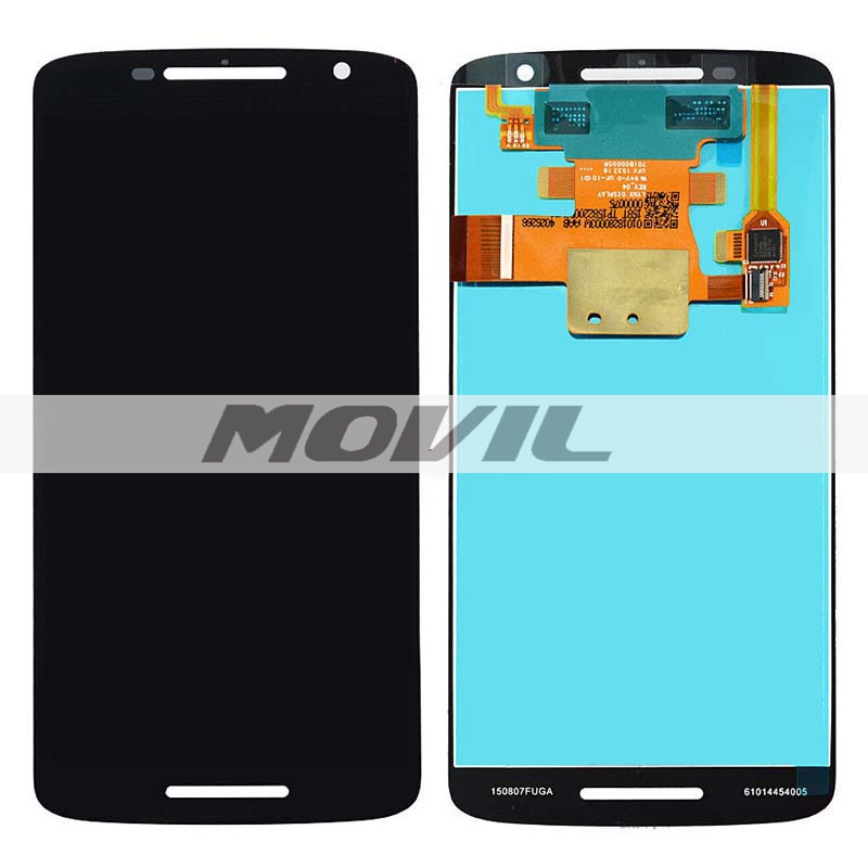 Black LCD Display + Touch Screen Digitizer Assembly Replacements For Motorola Moto X Play XT1561 XT1562 XT1563