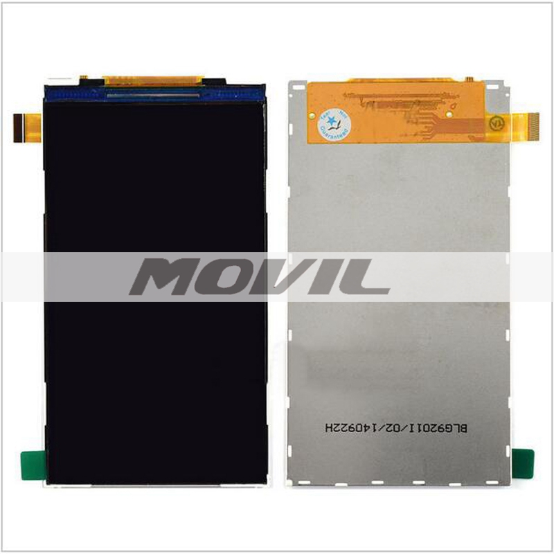 Black LCD Display Without Touch Screen Digitizer Frame Assembly For Alcatel One Touch POP C5 5036 OT5036 OT-5036 5036D 5036E