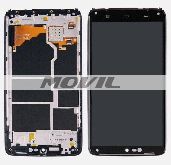 Black LCD For Motorola Moto Droid Turbo XT1254 XT1225 LCD Touch screen Display with digitizer