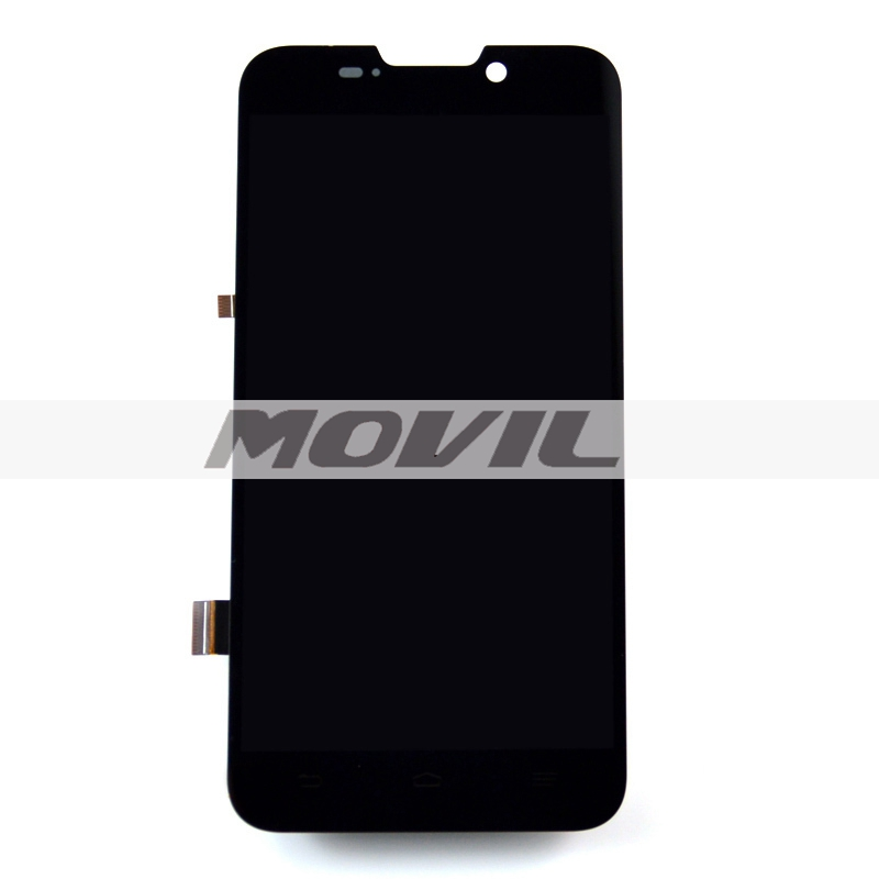 Black LCD For ZTE V967 V967S LCD Display + Touch Screen with Digitizer Full Assembly