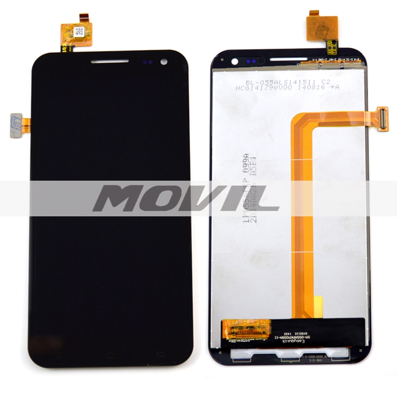 Black LCD For Zopo zp998 LCD Screen Display + Digitizer Touch Assembly