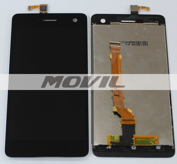 Black Lcd Display+Touch Screen Digitizer Assembly For oppo 819