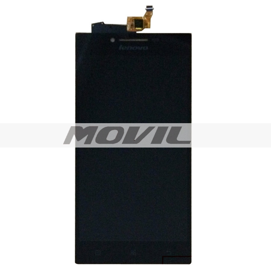 Black Lenovo P70 LCD Display And Touch Screen Assembly For Lenovo P70 P70-t P70t