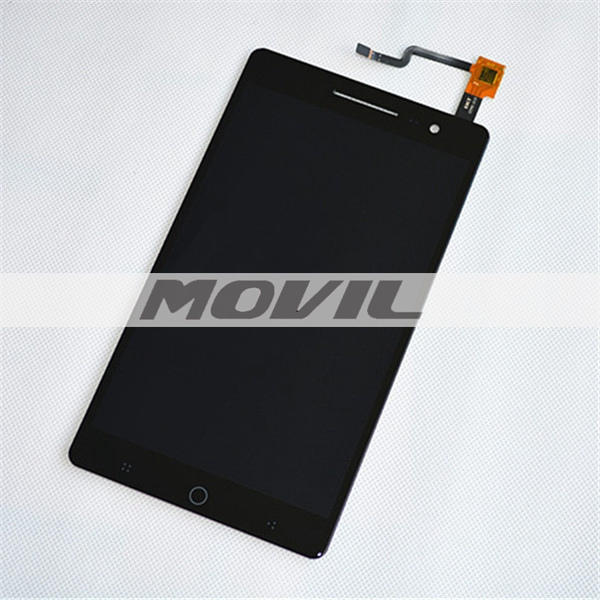 Black Original LCD Display For Elephone U69 U7 LCD Display Touch Screen Panel Assembly CE992 1219