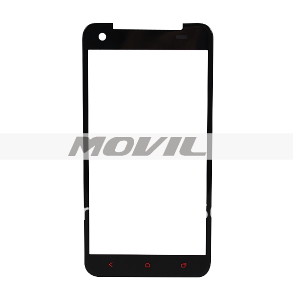 Black Out Glass Lens Replacement For HTC Small Butterfly Droid DNA X920e