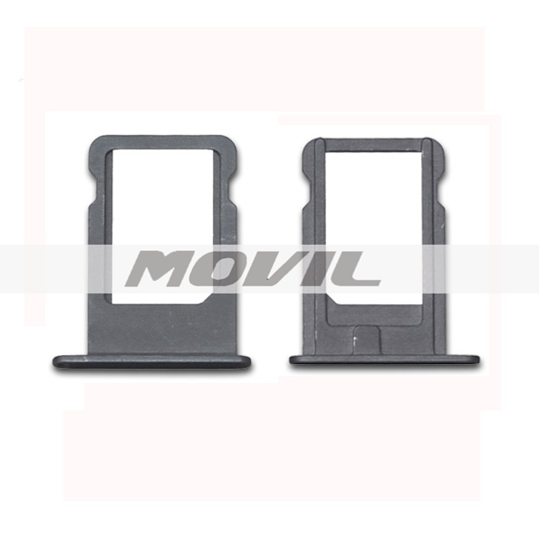 Black Sim Card Tray Holder Slot Adapter For iPhone 5 5G Replacement Parts