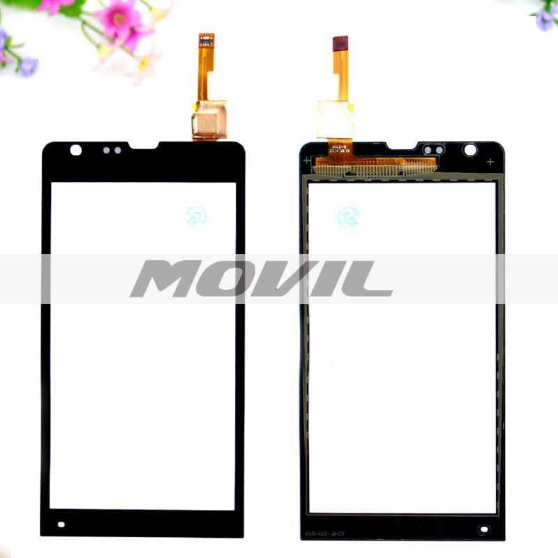 Black Touch Screen Digitizer for Sony Xperia Sp M35H touch screen
