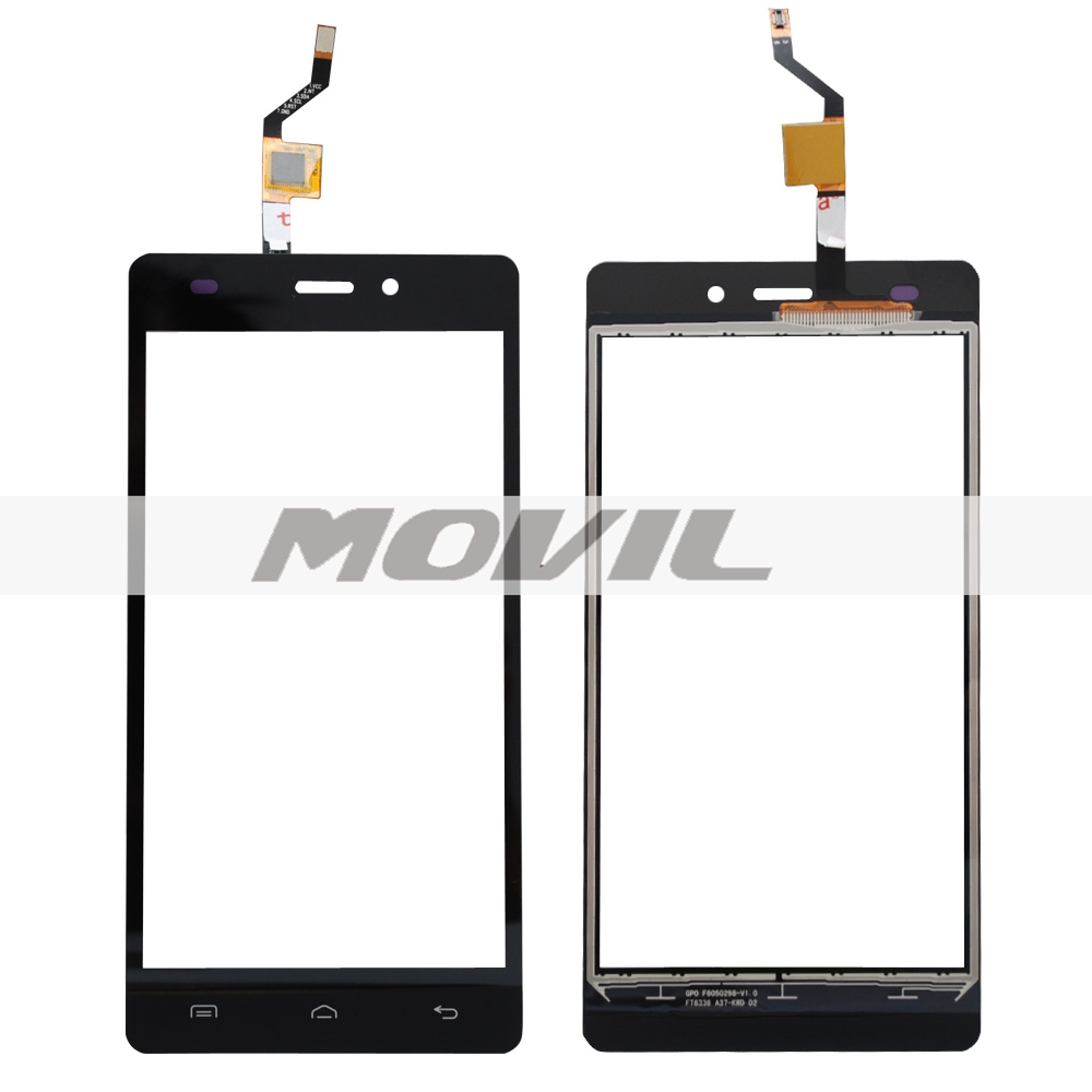 Black Touch Screen For DOOGEE X5 Touch Panel TP For DOOGEE X5