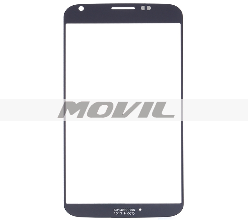 Black White Outer Replacement Front Touch Screen Glass Lens For Motorola Moto X Phone XT1055 XT1058 XT1060