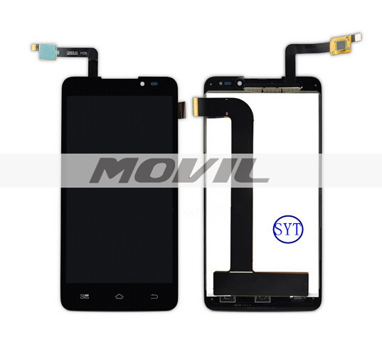 Black lCD Display + Digitizer Touch Screen Assembly For Coolpad F1