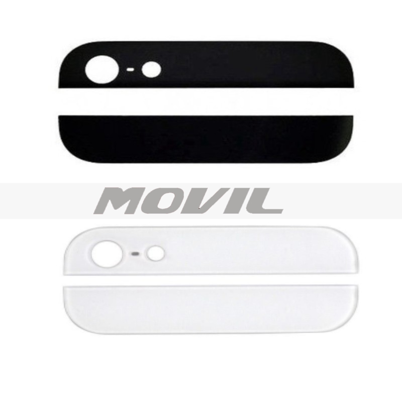 Bottom Back Rear Glass Panel Replacement For iPhone 5 5g