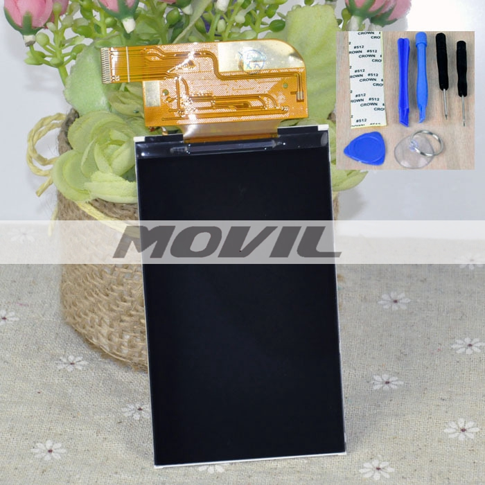 Cell Phone Iner LCDs Displays for Archos 40 Titanium LCD Screen Capacitive LCD