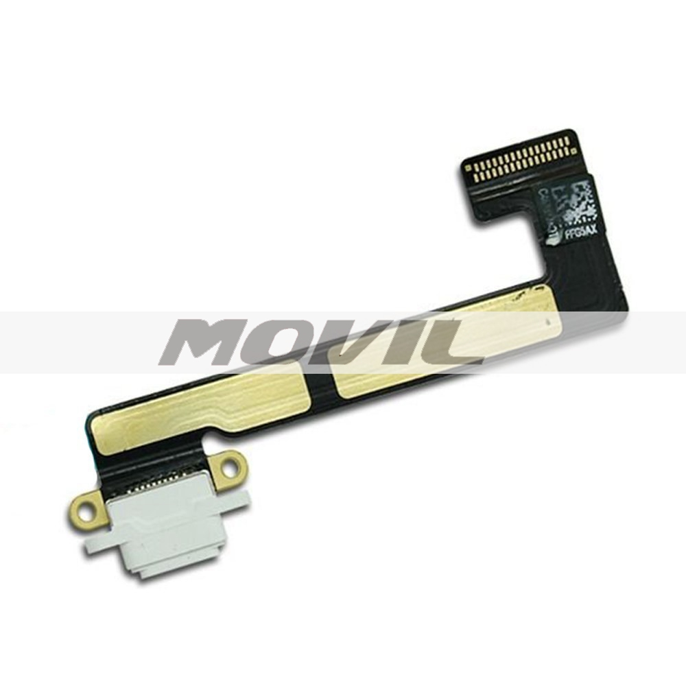 Black Charging Port//dock Connector Flex Cable iPad Mini WiFi or 4G