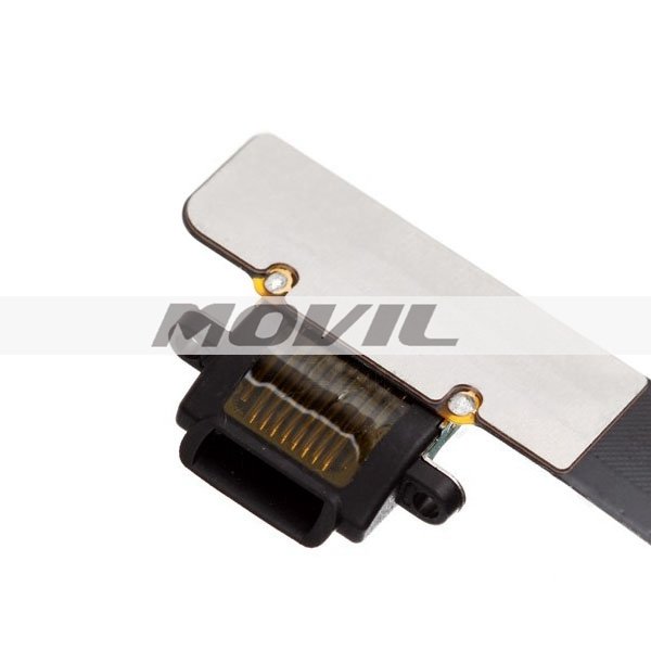Charging Port Data Dock Connector Flex Cable Replacement Part For iPad 4 4G