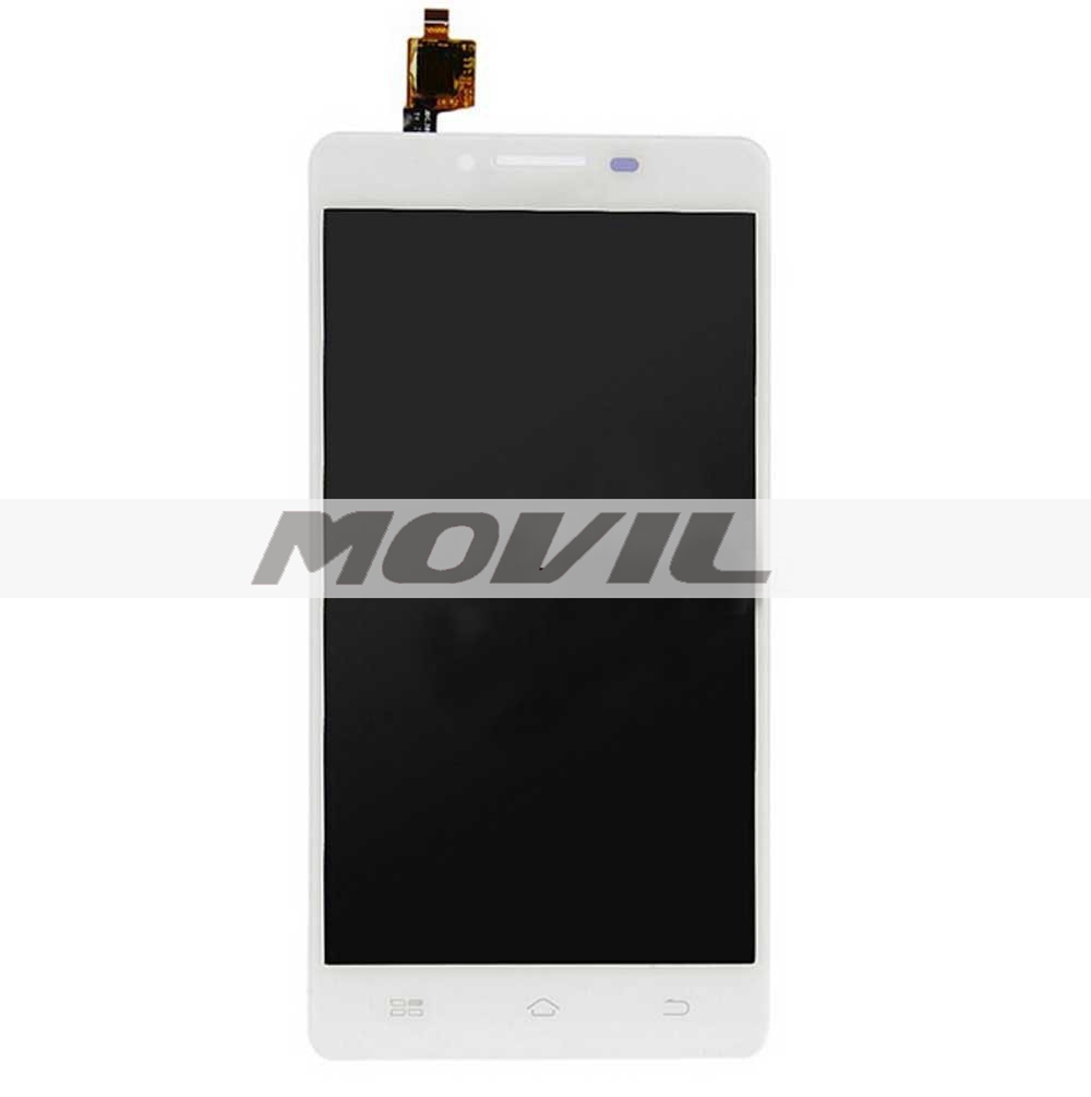 Coolpad Lcd Assembly White for Coolpad K1 762 Touch Screen Digitizer