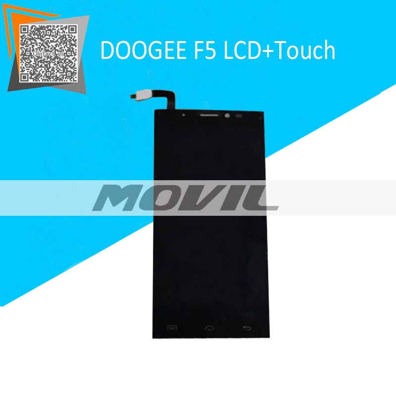 DOOGEE F5 LCD Display with Touch Screen