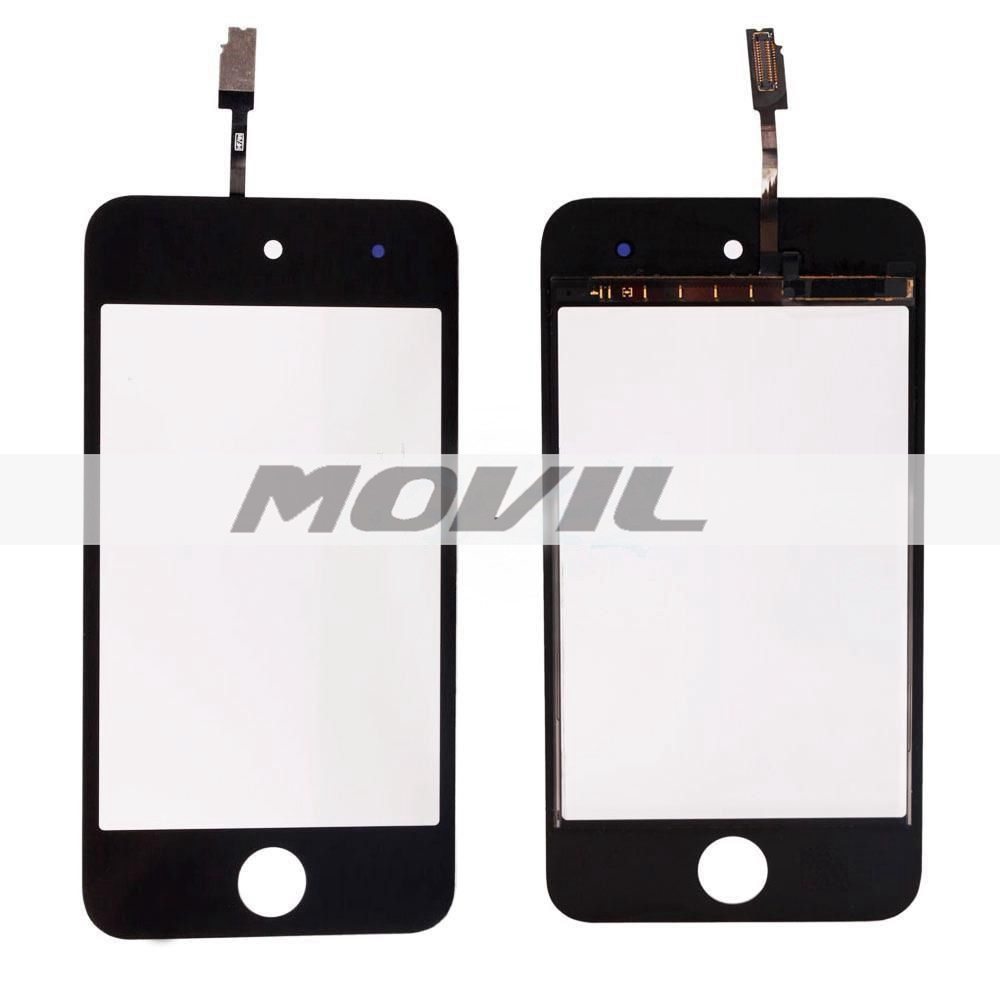 Digitizer Glass Touch Screen Replacement iPod 4 generation 4th Gen Black