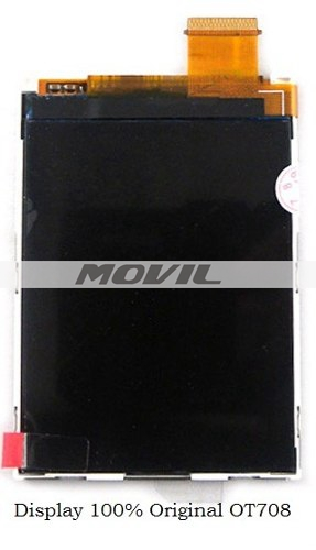 Display Alcatel Ot708 Lcd