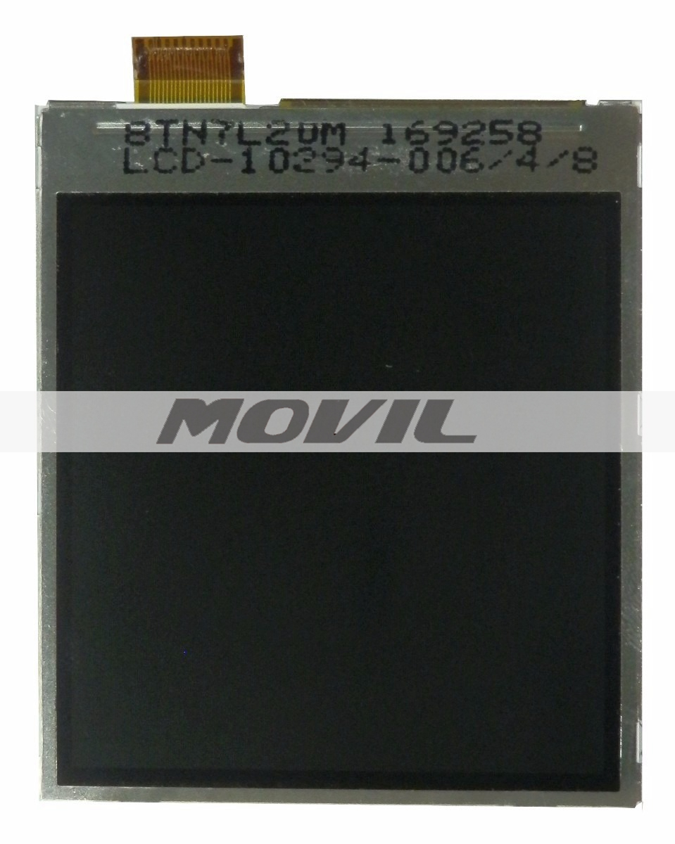 Display Lcd Blackberry 8100