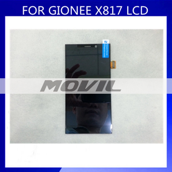 Display and Touch Screen Digitizer Assembly For Gionee X817 LCD Screens