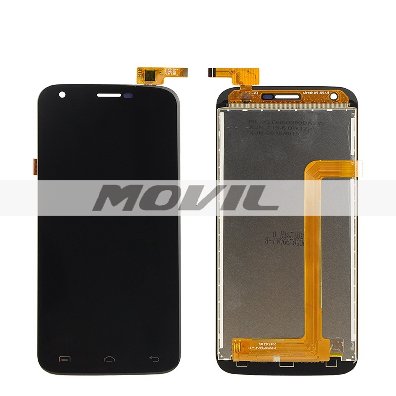 Doogee Valencia 2 Y100 Pro LCD Display Touch Screen Digitizer Assembly