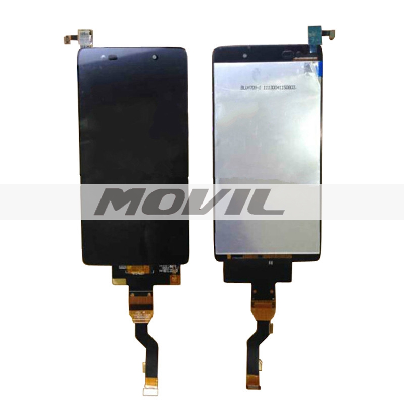 For Alcatel One Touch Idol 3 6039 6039A 6039K 6039Y LCD Display Digitizer Touch Screen Assemblely Black